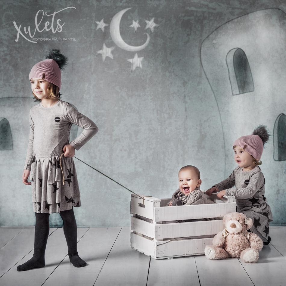 Xulets - Fotografía Infantil - Ibi